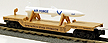 K-Line K662-8021 Operation Iraqi Freedom Missile Carrier Flatcar