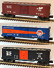 "Lionel 6-19292 ""6464"" Series VI Set of 3 Boxcars"