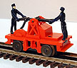 Lionel 6-18401 Operating Workman Handcar