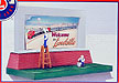 Lionel 6-14148 Operating Billboard Signmen
