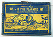 American Flyer Pike Planning Kit - Postwar 1952