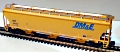 Atlas-O 3001108-3 DM&E Trinity 5161 Covered Hopper Std. O #51058