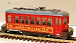 Lionel 6-18419 Lionelville Electric Trolley
