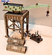 Lionel 6-12922 New York Central Operating Gantry Crane