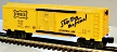 Lionel 6-29266 Frisco Boxcar with Die-cast Frame