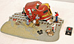 Lionel 6-34144 Santa Fe Animated Scrap Yard