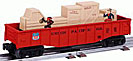 Lionel 6-26791 Union Pacific Animated Chase Gondola