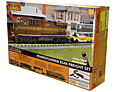 MTH 30-4234-1 Pennsylvania ES44AC Diesel Ready-To-Run Deluxe Freight Train Set w/Proto-Sound 3.0