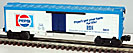 Lionel 6-9831 Pepsi Billboard Reefer