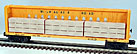 Lionel 6-16397 Milwaukee Road Center I-Beam Flatcar with Wood Load