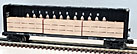 Lionel 6-16399 Western Pacific Center I-Beam Flatcar with Wood Load