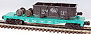 Lionel 6-16927 New York Central Flatcar with Gondola