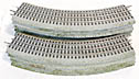 Lionel 6-12015 FasTrack O-36 Curve Track 10-Sections