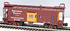 Atlas-O 0734-2 Southern Pacific Bay Window Caboose #1342