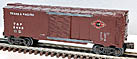 K-Line K-6498 Texas & Pacific Boxcar