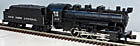 MTH 30-1123-1 New York Central 0-8-0 Switch Engine ProtoSound