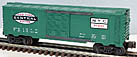 K-Line K-643001 New York Central Boxcar