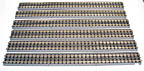 "MTH 40-1019 RealTrax 30"" Straight Track 6-Pieces"