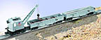 Lionel 6-31706 Union Pacific Burro Crane Work Train Set