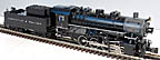 Lionel 6-11276 Lionelville & Western 0-8-0 Scale USRA Steam Engine with Legacy Control