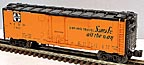Lionel 6-27306 Santa Fe Steel Sided Reefer Std. O