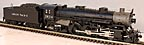 MTH Premier 20-3746-1 Union Pacific 4-6-2 USRA Heavy Pacific Steam Engine with ProtoSound 3.0