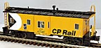 MTH 30-77265 CP Rail Bay Window Caboose