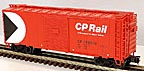 Atlas-O Trainman 2002221-1 CP Rail 40' Sliding Door Boxcar #269938