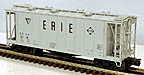 Atlas-O 6364-4 Erie 40' Airslide Covered Hopper #43181
