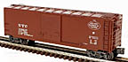 K-Line K761-17582 New York Central Scale Boxcar #164206