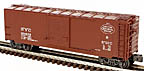K-Line K761-17585 New York Central Scale Boxcar #164936
