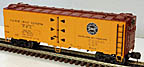 MTH Premier 20-3415E Pacific Fruit Express 40' Steel Sided Reefer #42232