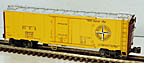 Lionel 6-27394 Detroit, Toledo & Ironton DTI Steel Sided Plug Door Reefer Std. O
