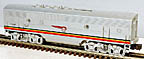 Lionel 6-18136 Santa Fe 2343C F-3 B-Unit with TMCC and RailSounds