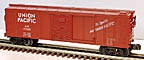 MTH 30-7402 Union Pacific Semi-Scale Boxcar
