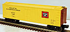 MTH 30-7806L Burlington Semi-Scale Reefer