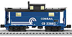 Lionel 6-81807 Conrail N5B Caboose with Operating Smoke