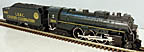 Lionel 6-18680 LRRC Century Celebration Hudson 4-6-4 Steam Engine & Tender