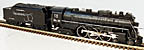 Lionel 6-52175 Dept. 56 4-6-4 Hudson Steam Engine & Tender