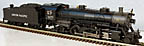 MTH Premier 20-3288-1 Union Pacific 2-8-2 Mikado Steam Engine ProtoSound 2.0