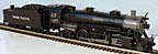 MTH Premier 20-3213-1 Union Pacific 2-8-2 Mikado Steam Engine ProtoSound 2.0