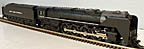 Lionel 6-28069 New York Central 4-8-4 Niagara Steam Engine & Tender with Display Case, TMCC, Century Club II