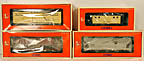 Lionel 6-21751 Pennsylvania 4-Pack of Rolling Stock