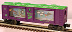 Lionel 6-19965 LRRC Pete's Place Animated Aquarium Car 1998