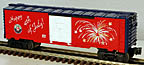 Lionel 6-36769 4th of July Lighted Boxcar LRRC