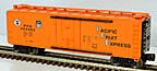 Lionel 6-52073 Pacific Fruit Express PFE Reefer TTOS 1995, Std. O