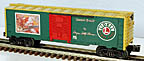 "Lionel 6-25011 Angela Trotta Thomas Christmas Boxcar ""Santa's Break"""