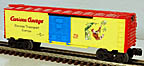 Lionel 6-26206 Curious George Banana Transport Boxcar