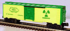 Lionel 6-26215 AEC Glow-In-The-Dark Boxcar