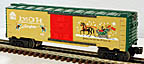Lionel 6-26718 Christmas Music Boxcar, Plays Jingle Bells